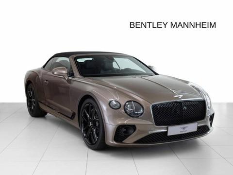 Bentley New Continental GTC V8 MY22 - Continental Blacklin
