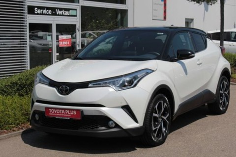 Toyota C-HR 1.2 l Turbo Style Selection