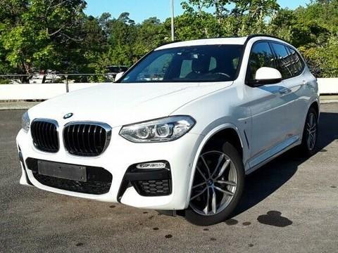 BMW X3 xDr 30d M Sport HiFi