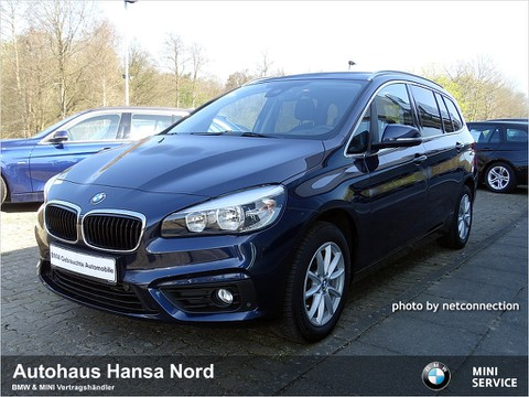 BMW 216 Gran Tourer ALU