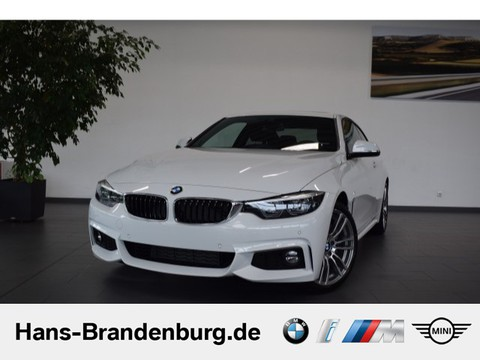 BMW 440 iA Coupe M-Performance Power and 265KW 360PS