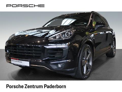 Porsche Cayenne Diesel Platinum Edition