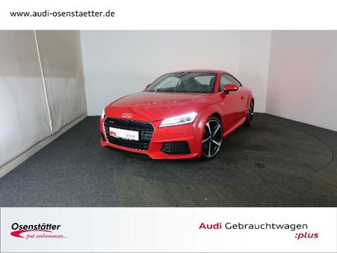 Audi TT 2.0 TFSI qu Coupé 2x S-Line 19 S-Sitz