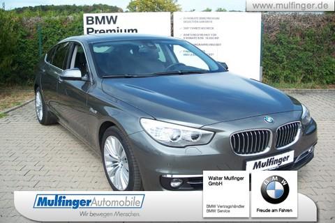 BMW 535 dA xDr GT Komfsitze