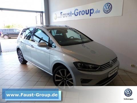 Volkswagen Golf Sportsvan Highline Gar-11 21