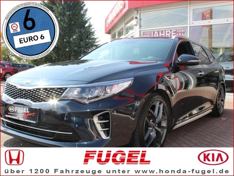 Kia Optima 1.7 CRDI Sportswagon GT-Line Fugel Sport