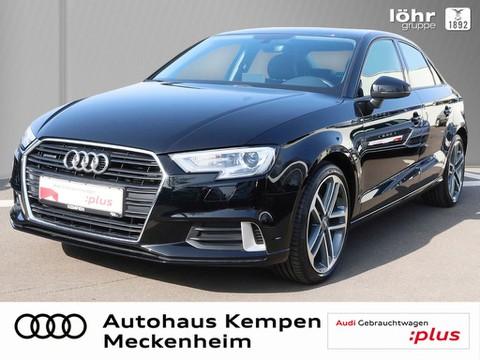 Audi A3 2.0 TFSI quattro Limousine sport B O