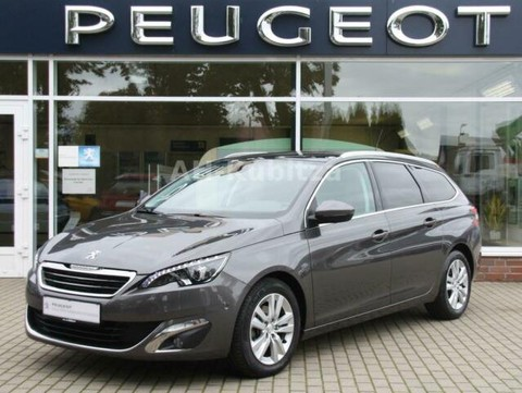 Peugeot 308 SW Allure Blue-HDI 120 FullLED
