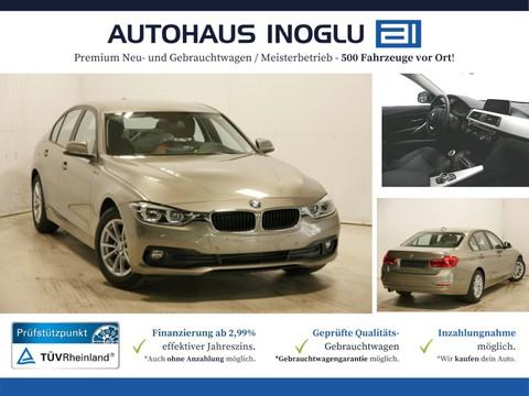 BMW 316 d Lim 8Fach