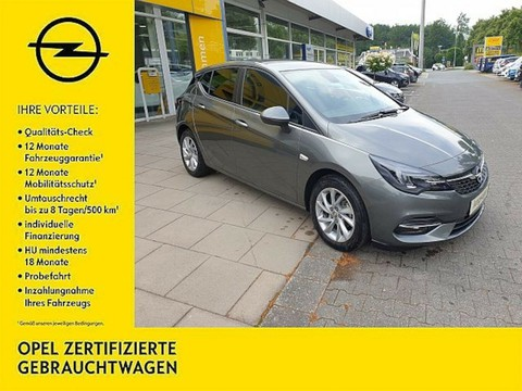 Opel Astra 1.5 K D (EURO 6d)