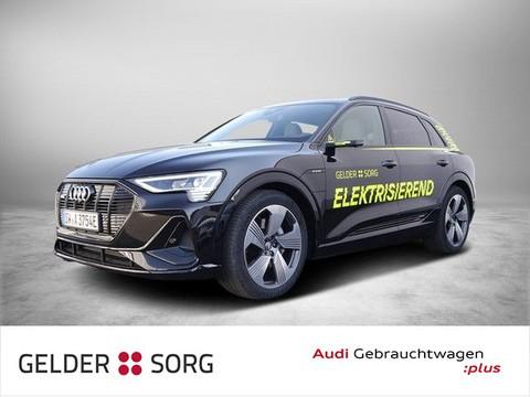 Audi e-tron 50 qu S line ` Virtuelle Außenpiegel