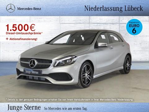Mercedes A 200 AMG Line