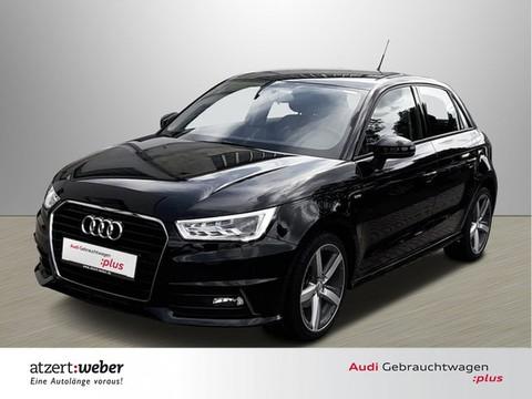 Audi A1 Sportback TFSI basis ultra S line