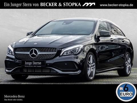 Mercedes CLA 250 Shooting Brake SB AMG