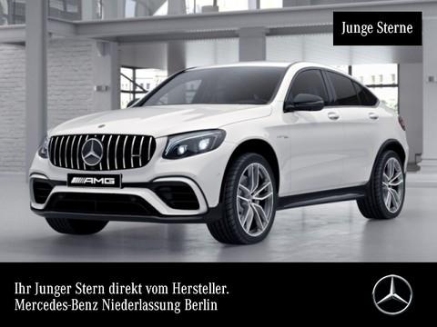 Mercedes-Benz GLC 63 AMG Coupé Sportpaket