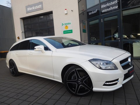 Mercedes CLS 250 BE Shooting Brake AMG 19ZOLL