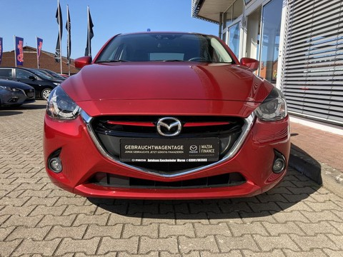 Mazda 2 115PS Sports-L Licht P Bear Lock