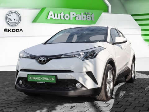 Toyota C-HR 1.2 Flow Turbo
