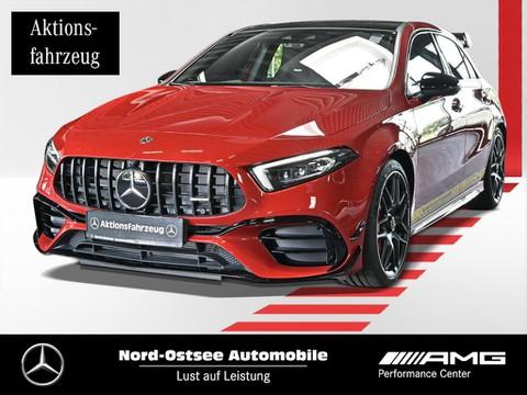 Mercedes-Benz A 45 AMG S NIGHT VMAX AERO