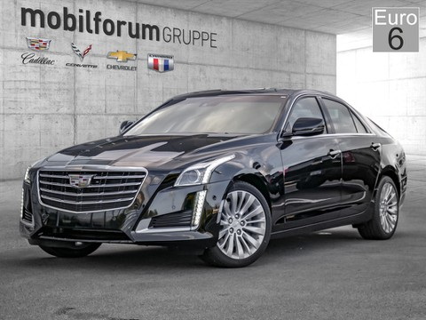 Cadillac CTS undefined