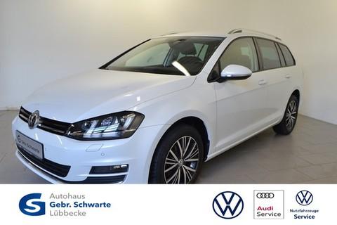 Volkswagen Golf Variant 1.6 TDI Allstar