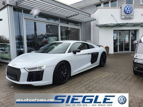 Audi R8 5.2 V10 Plus Audi Exclusive Carbon Laserlicht 20Zoll