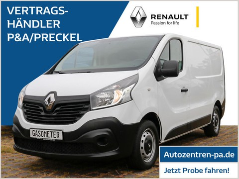 Renault Trafic 1.6 dCi 90 L1