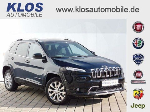 Jeep Cherokee 2.2 OVERLAND MJET AUTOMATIK AT9 200PS AD-I