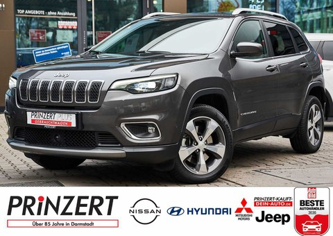 Jeep Cherokee 2.0 T-GDI A T Limited