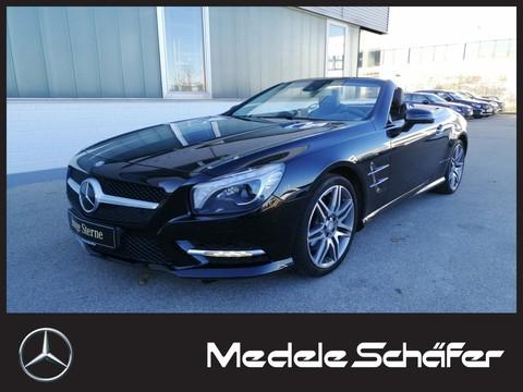 Mercedes-Benz SL 500 AMG Sitzklima MagicSky Bang