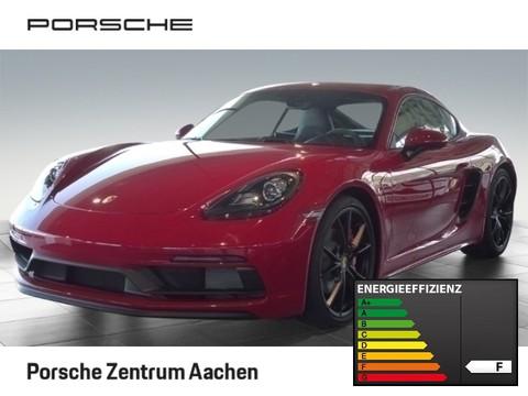 Porsche Cayman 6.6 718ügb ab1 18 GTS