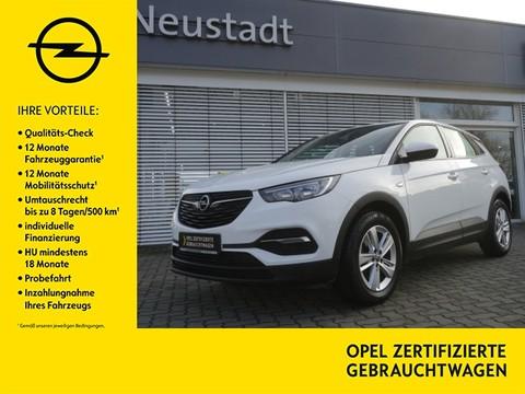 Opel Grandland X Edition Lenkrad Fronts
