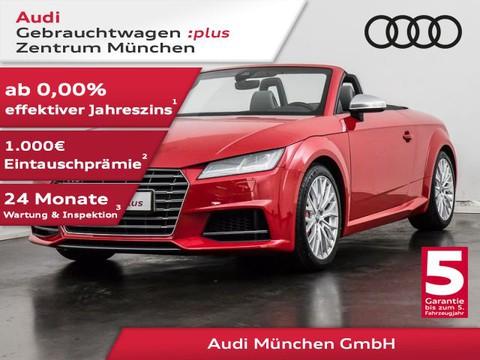 Audi TTS 2.0 TFSI qu Roadster