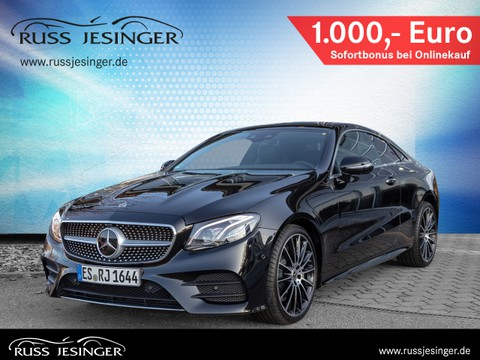 Mercedes-Benz E 450 Coupé AMG Line Styling