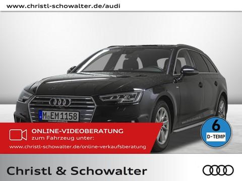 Audi A4 2.0 TDI quattro Avant S line sport 40