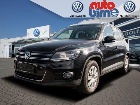 Volkswagen Tiguan 1.4 & Style