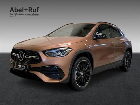 Mercedes-Benz GLA 250 e AMG MBUX-HIGH-END RÜCKF