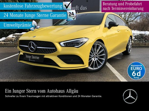Mercedes-Benz CLA 220 SB AMG LINE NIGHT-PAKET TOTWIN