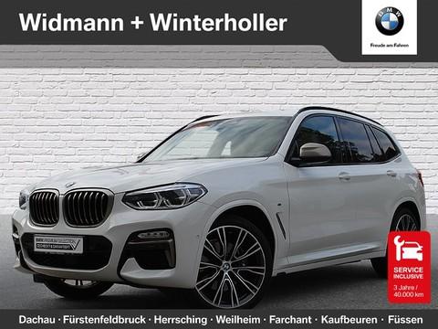 BMW X3 M40d LR669EUR o Anz