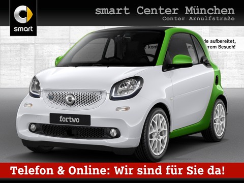 smart ForTwo coupé 60kWed passion Sport