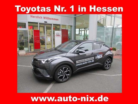 Toyota C-HR Hybrid Team Deutschland