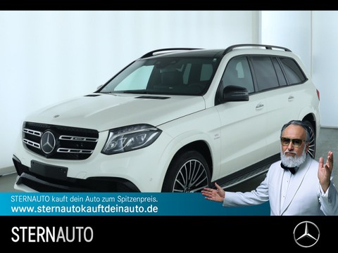 Mercedes GLS 63 AMG COM FOND-Entertain