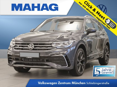 "Volkswagen Tiguan 2.0 TDI R-Line ""Business Premium"" IQ LIGHT"