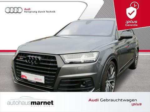 Audi SQ7 4.0 TDI quattro Stadt Tour