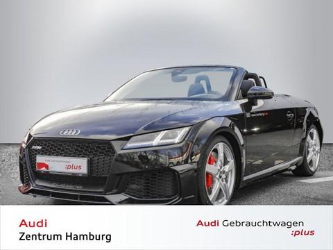 Audi TT RS 2.5 TFSI quattro Roadster ABGAS ZOLL