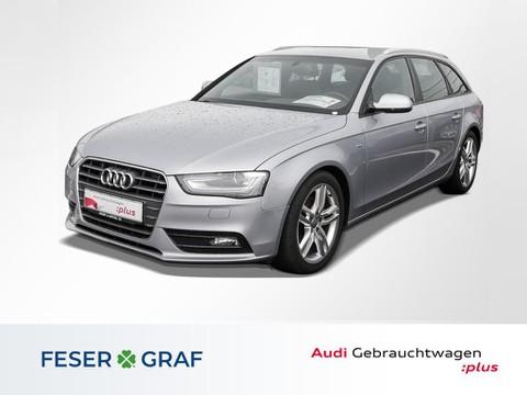 Audi A4 2.0 TDI Avant S line Soundsys