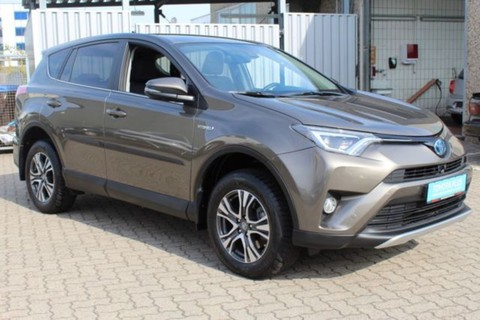 Toyota RAV 4 2.5 4x2 Hybrid Executive