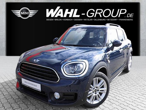MINI Cooper D Country man Chili Automatik |