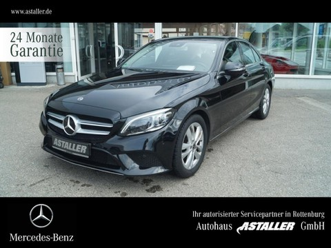 Mercedes-Benz C 220 d Avantgarde HighE Advanced Multib