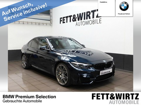 BMW M3 Competition TV
